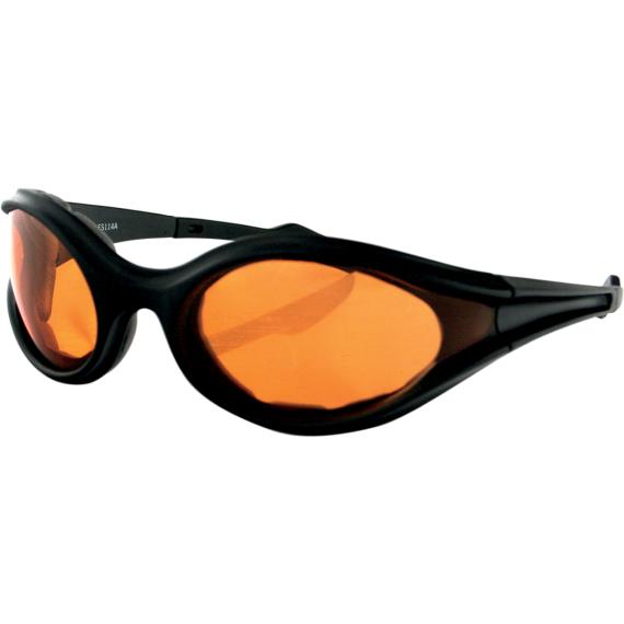 Bobster Foamerz Sunglasses - Amber