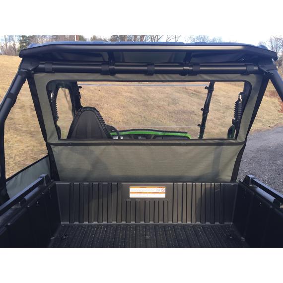 Moose Racing Rear Dust Panel - Teryx