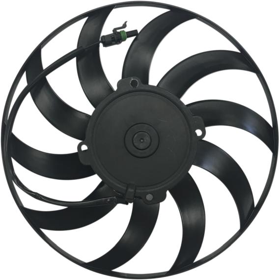 Moose Racing Hi-Performance Cooling Fan - 1225 CFM