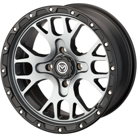 Moose Racing Wheel - 545MO - 15X7 - 4/136
