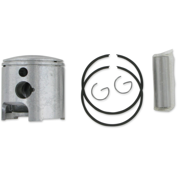 Parts Unlimited Piston Assembly - Rotax - +.020
