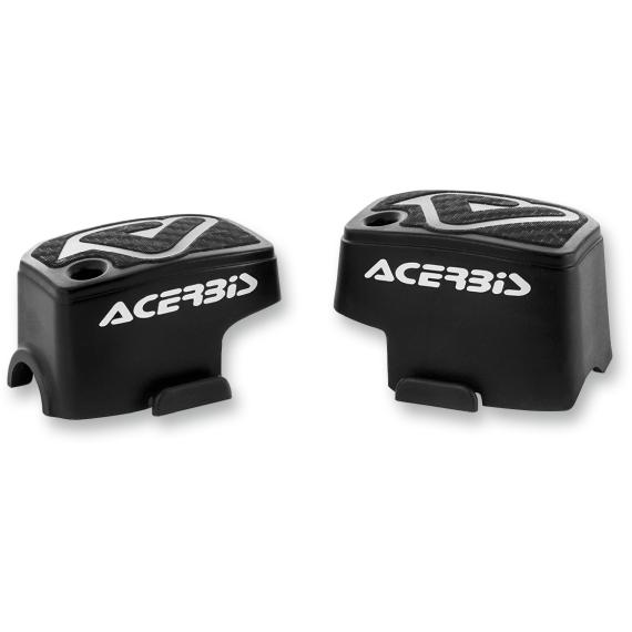 Acerbis Master Cylinder Cover - Brembo - Black