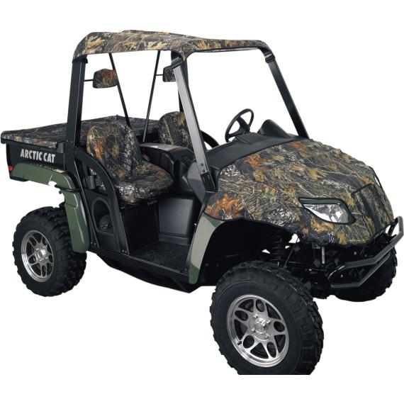 Moose Racing Roof Cap - Prowler - Mossy Oak