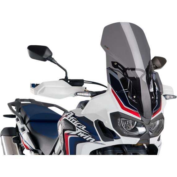 PUIG Touring Windscreen  - Dark Smoke -  CRF1000