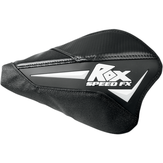 Rox Speed FX White/Black Flex Tec Handguards