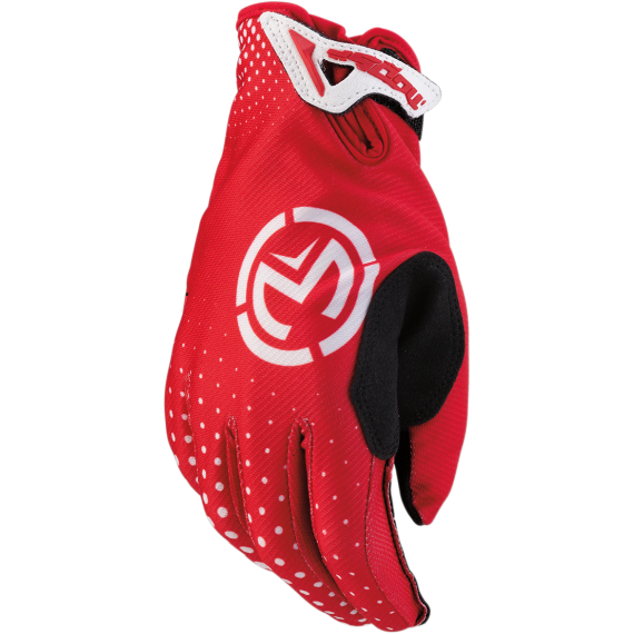 Moose Racing Youth SX1 Gloves - Red - Large