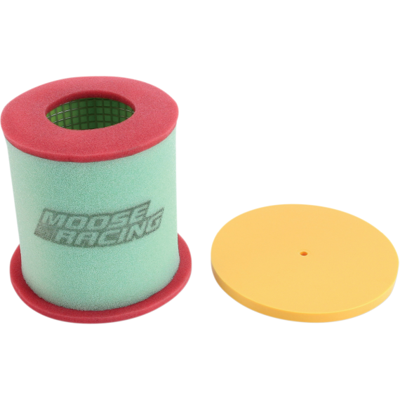 Moose Racing Air Filter - Pre-Oiled with Cage - Suzuki