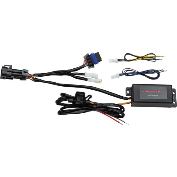 Kuryakyn Rear Signal - Splitter Modue - 3 Wire