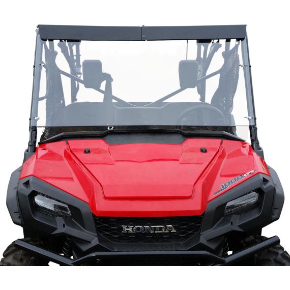 Moose Racing Full Windshield - Pioneer 1000