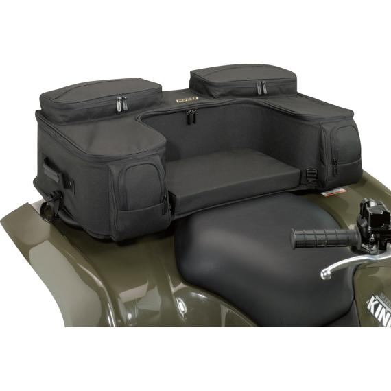 Moose Racing Ozark Rear Rack Bag - Black