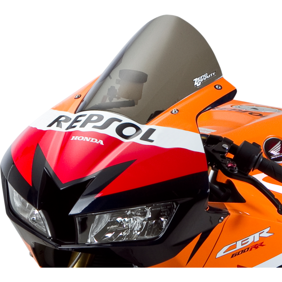 Zero Gravity Corsa Windscreen - Smoke - 600RR