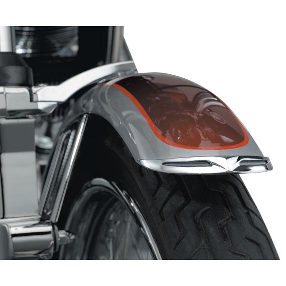Kuryakyn Front Fender Tip - Trailing Edge