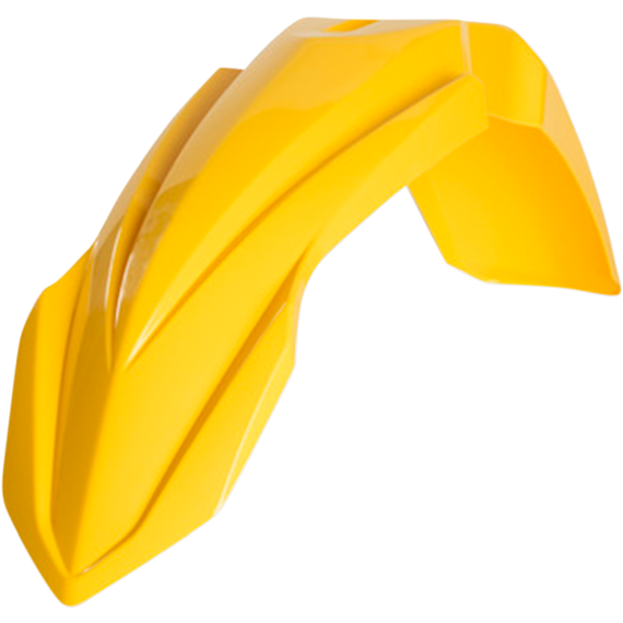 Acerbis Front Fender - Yellow