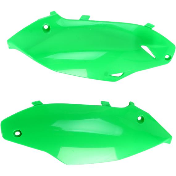 Acerbis Side Panels - KXF - Fluorescent Green