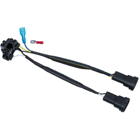 Kuryakyn Headlamp Adapter Harness - Harley Davidson