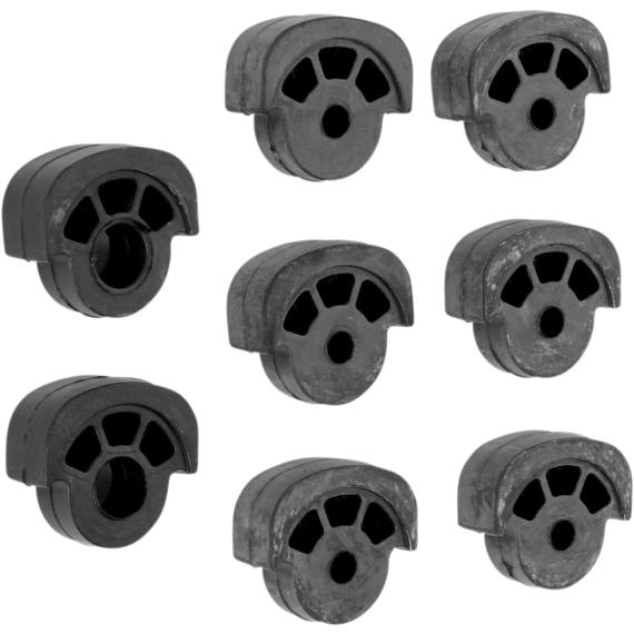 Kuryakyn ISO Peg Rubber Pads - Large Peg