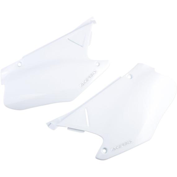 Acerbis Side Panels - CR 2000 - White