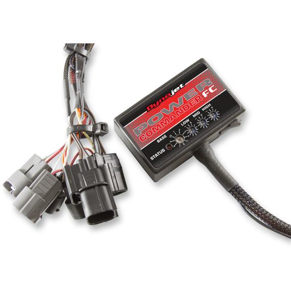 Moose Racing Power Commander Fuel Controller Suzuki Kingquad 500