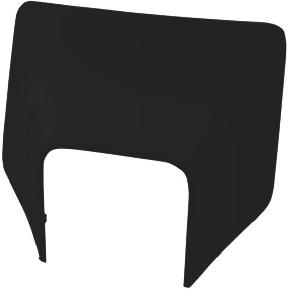 Acerbis Headlight Shell - Husqvarna - Black