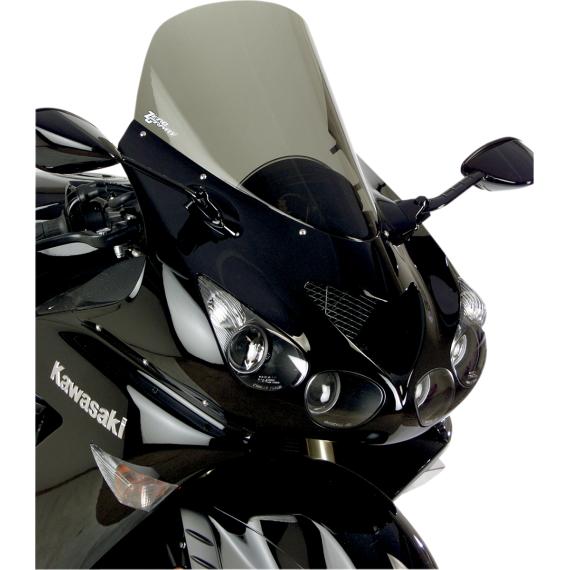 Zero Gravity Sport Winsdscreen - Smoke - ZX14