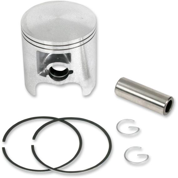 Parts Unlimited Piston Assembly - Yamaha - +.020