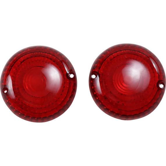Kuryakyn Replacement Lenses - Red