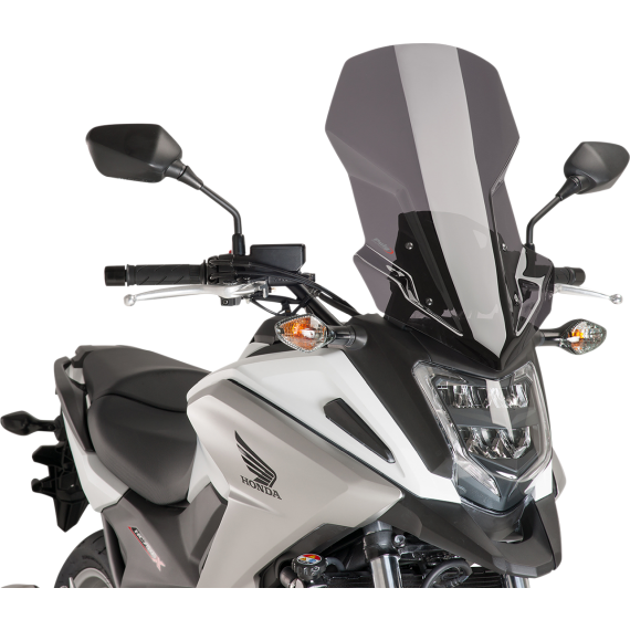 PUIG Touring Windscreen  - Dark Smoke -  NC750X