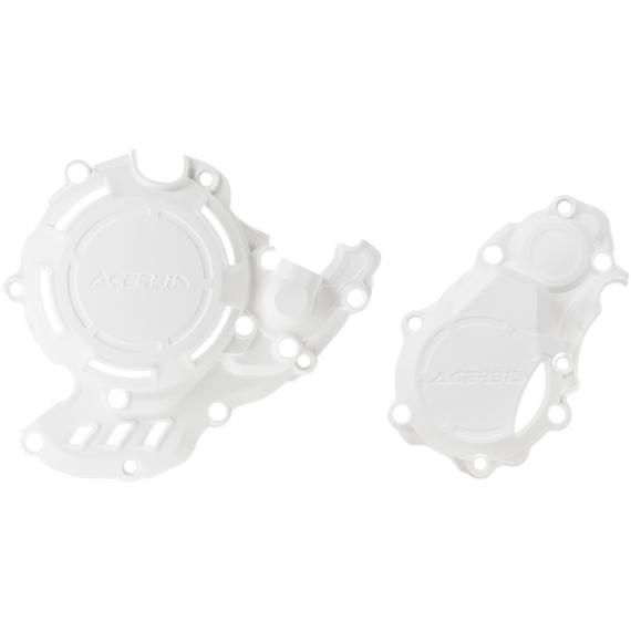 Acerbis X-Power Cover - White - KTM/Husqvarna