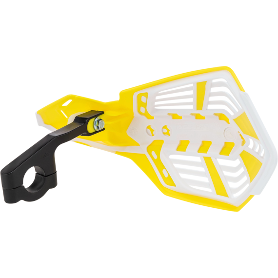 Acerbis Yellow/White X-Future Handguards