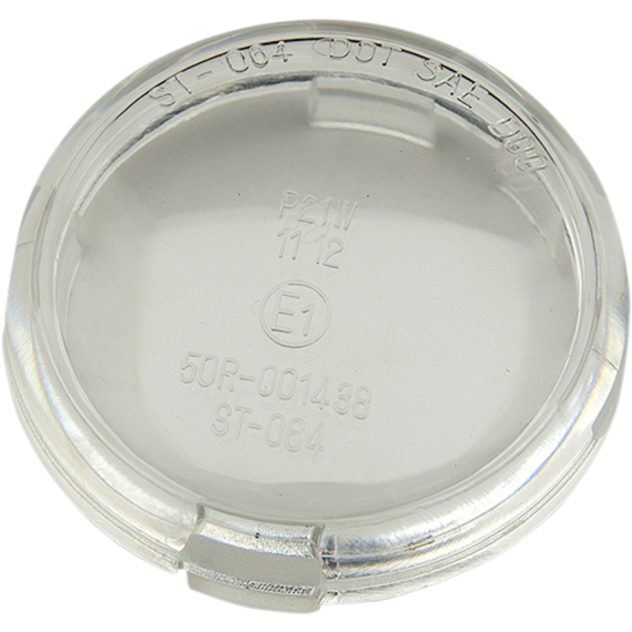 K and S Technologies Replacement Lens - Clear