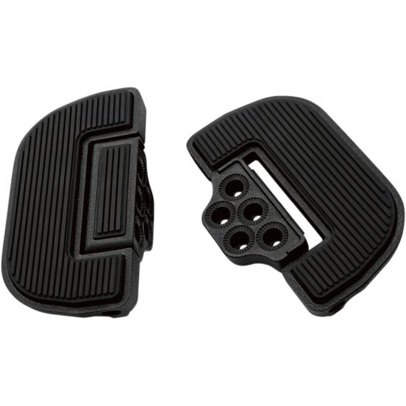 Kuryakyn Ribbed Floorboard - Driver/Passenger