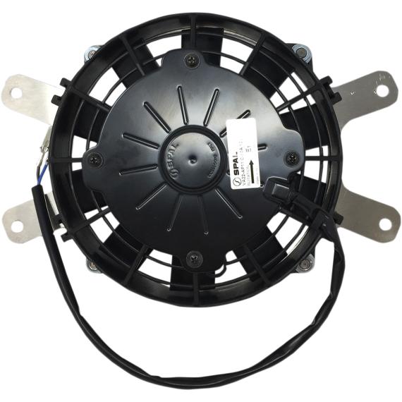Moose Racing Hi-Performance Cooling Fan - 330 CFM