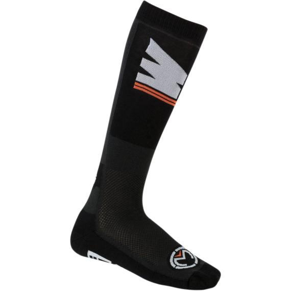 Moose Racing M1™ Youth Socks - Black/Orange