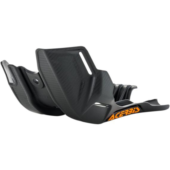 Acerbis MX Skid Plate - TC/SX85 - Black