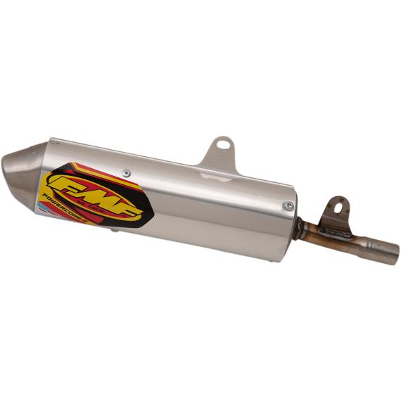 FMF RACING Mini PowerCore 4 Slip-On Muffler - with Spark Arrestor - CRF125F '19+