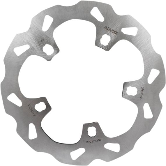 Galfer Braking Wave® Brake Rotor - Front - Solid Mount