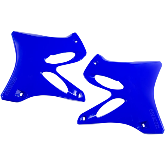 Acerbis Radiator Shrouds - '02 YZ - Blue