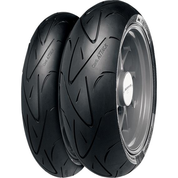 Continental Tire - Sport Attack - 180/55ZR17