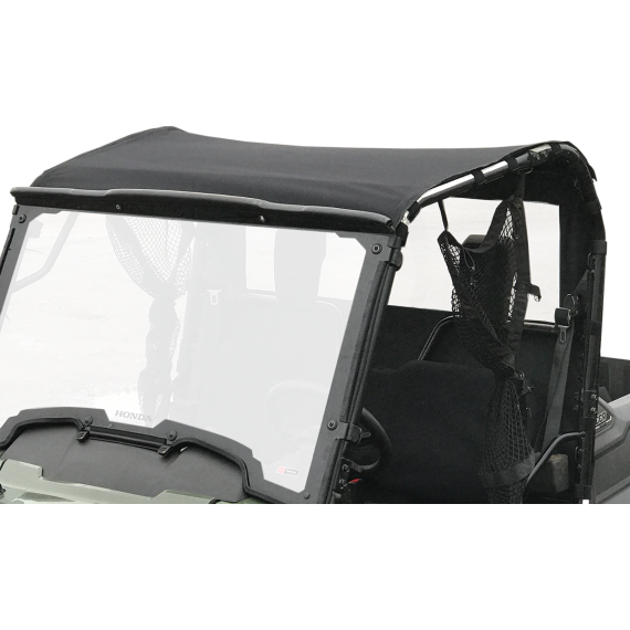 Moose Racing Roof Cap - Pioneer 700 - Black