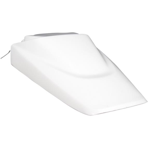 Acerbis Plastic Rear Fender - White - KX65/KLX110