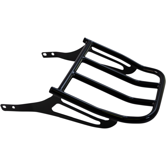 Motherwell Luggage Rack - Gloss Black