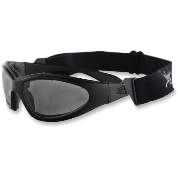 Bobster GXR Goggles/Sunglasses - Smoke