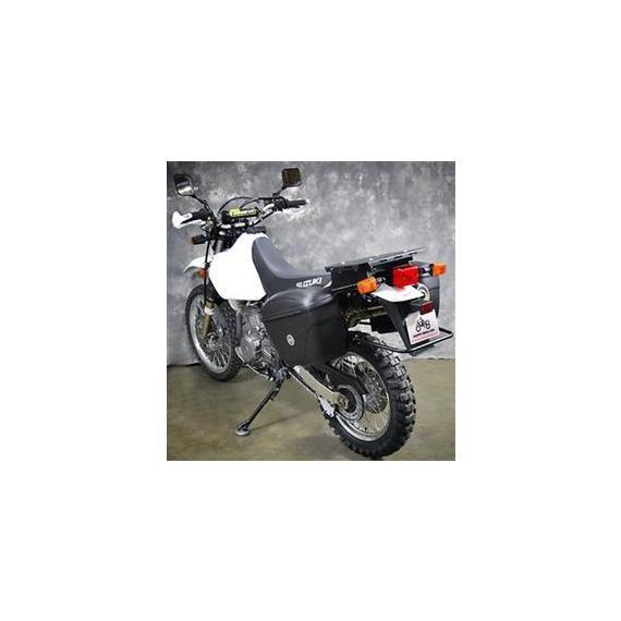 GIVI USA Motorcycle Accessories E22 GIVI Luggage Kit Suzuki DR650