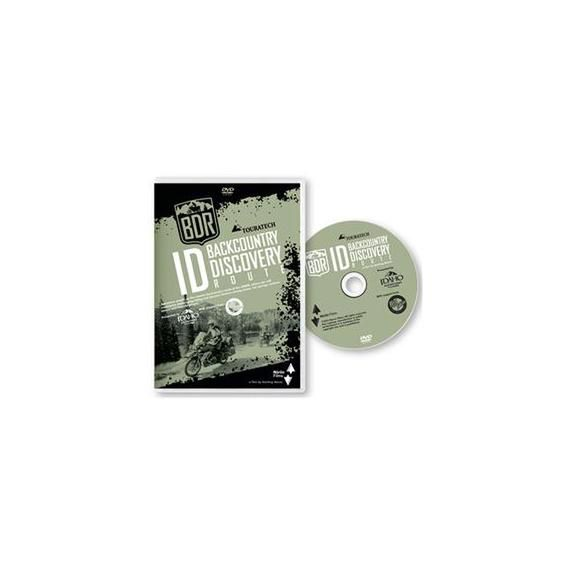 Idaho Backcountry Discovery Route DVD