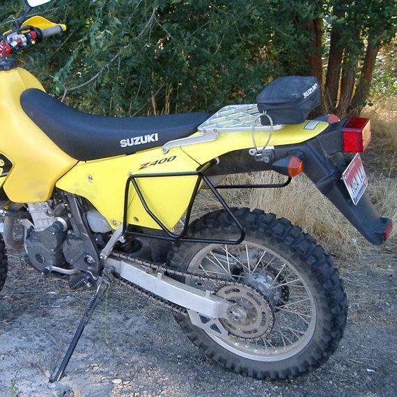Happy Trails Products Happy Trails OSR Racks Suzuki DRZ400S/SM - KLX400S