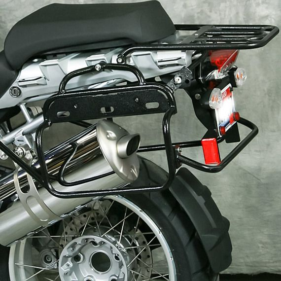 Happy Trails Products Happy Trails SU RackBMW R1200GS-GSA (High Pipe)