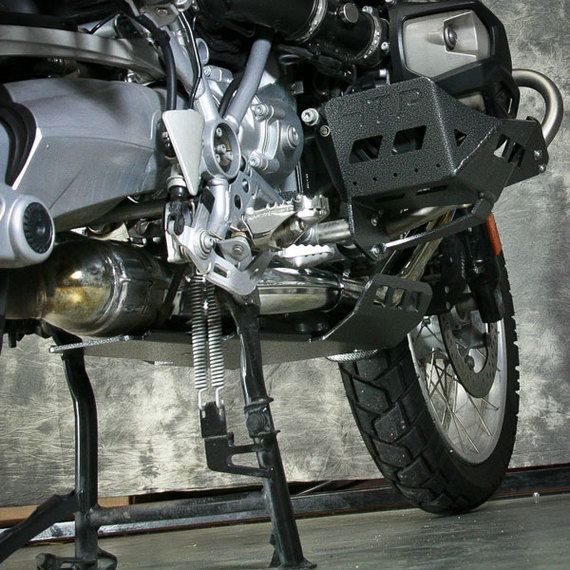 Happy Trails Products HT Skid Plate BMW R1200GS & GSA