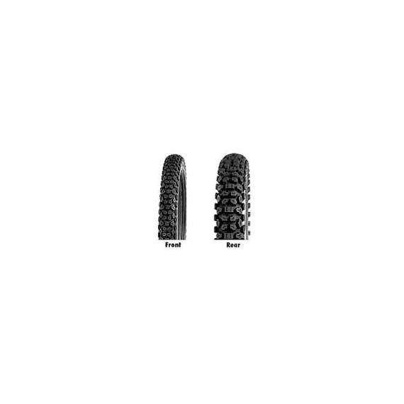 Kenda Kenda K270 4.50-18 Rear Tire