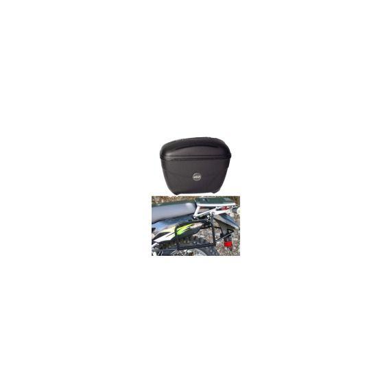 GIVI USA Motorcycle Accessories E22 GIVI Luggage Kit DRZ400S/SM/KLX400S