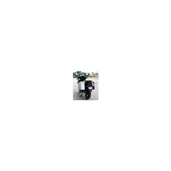 Happy Trails Products Aluminum Pannier Kit OWYHEE Suzuki V-Strom 650
